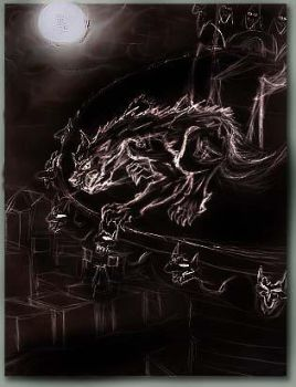 The Lycan by Mayhem-Artist