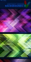 Abstract Arrow Backgrounds II by ViktorGjokaj