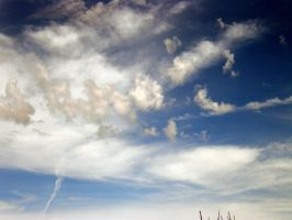 Clouds over Nothern Az by alucard214