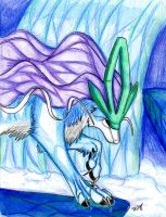 The ice king by Suenta-DeathGod