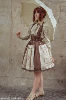 Classical Lolita Outfit by Eikotchi