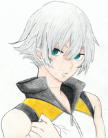 Riku - KH3 DS version by ShiaTheNeko