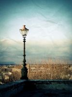 The street lamp by anneclaires