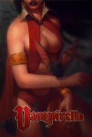 Vampirella by Memed