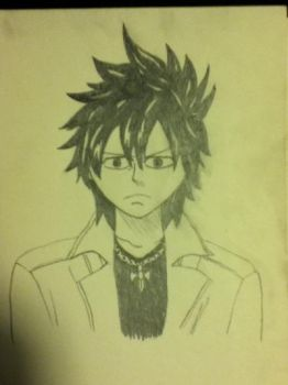 Grey Fullbuster by TheMikeJack01