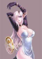 [TERA]High elf by sensin