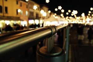 Piazza ferretto by night by massimomalvestio
