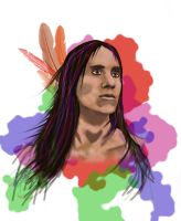Heritage: Native American by Ailvayn