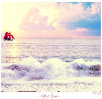 Red Sail by kotka