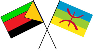 Azawad and Kabylie by 3D4D