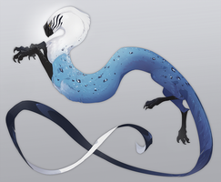 Cerulean by QuillCoil