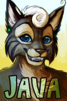 Java Badge by OrcaOwl