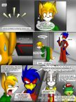 Falco's Untold Story Ch.1-4 by TomBoy-Comics