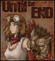 Until the end by Tenaga