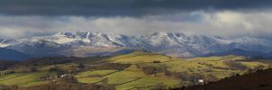 Lake District Panoramic by DamianKane