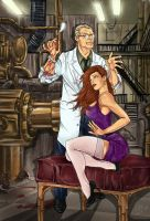 My beloved Doctor by Terrible-Doll