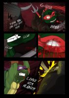 TMNT (fanmade) Same as it never was Aftershock _50 by FleshCreature