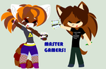 :!MASTER GAMERS!: by TailsFox45