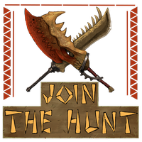 T-shirt design - Join the hunt by FonteArt