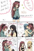 Happy Pocky Day by AdrenaVeris