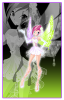 Tecna weeding enchantix by Dessindu43
