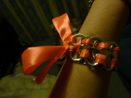 Pop tab bracelet 2 by Duck-With-No-Name
