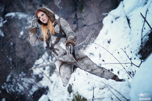 Ygritte Cosplay by Tsu-yaa
