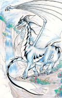 water dragon by NicoBlue