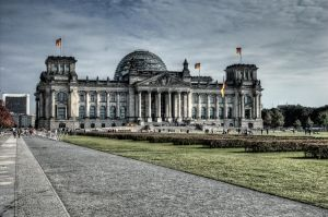 Reichstag by clackographix