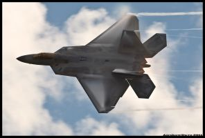 More Miramar Raptor by AirshowDave