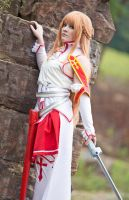 Asuna Print by CosplayDeviants