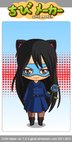 New ID 2 -ChibiMaker- by Petra-K-Z