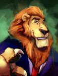 Mayor Lionheart by R-Daza