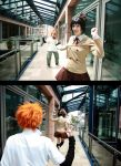 Bleach - Try to catch me - by Yamane