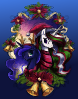 Royal Christmas WIP by Whitestar1802