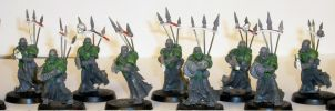 Chaos Heretics Shooters by WordBearer
