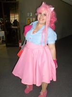 Pinkie Pie Cosplay by BellaDogliotti