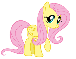 Vector Fluttershy Kyss.S by KyssS90