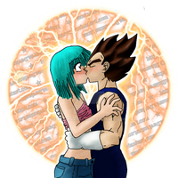 The electrifying Answer - VegeBul - Part 2 by Cullinaree