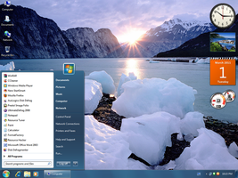 Windows 7 Enhanced by Vher528