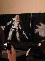 Con-G 2013 - Final Form Xemnas on Stage by Midnight-Dance-Angel