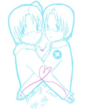 brotherly love USACAN by XDkaren