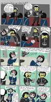The Good Cop Bad Cop Chronicles #3 by DonutTyphoon