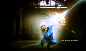 The Invisible Woman by solardee