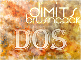Brushpack:dos by Dimits