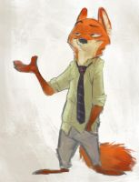 Sly Fox #9 by MonoFlax