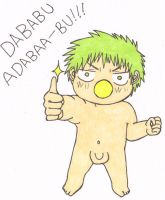 Baby Beel by Swift42