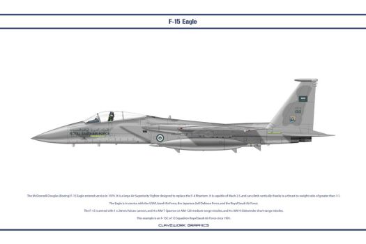 F-15C Saudi 1 by WS-Clave
