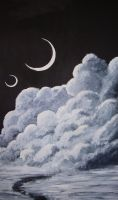 Moonscape by MillyT