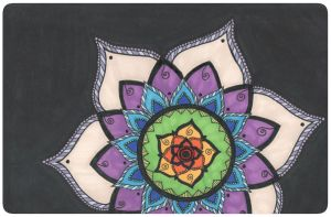 Chakra Flower by hearthmagick